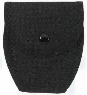 Single cuff case with snap closure-