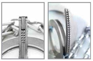 Tri-Max 17% oversize chain handcuff-HWC Equipment