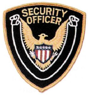 Color Border, Security Officer-HWC Equipment