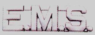 """1/2"""" E.M.S. Letters-EMI"""