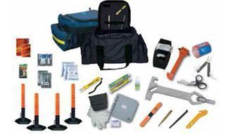 EMT473 Road Warrior Response Kit-