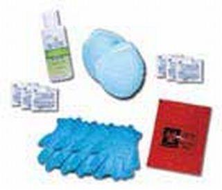 Refill Kit For Protector Sanitizer Prep Kit-HWC Equipment