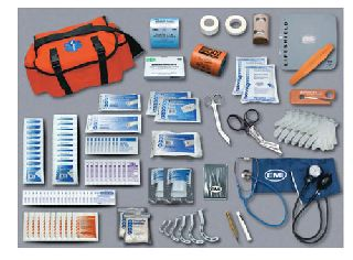 Pro Response Complete, orange bag-EMI