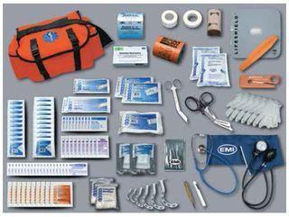 Pro Response Complete, Navy Bag-HWC Equipment
