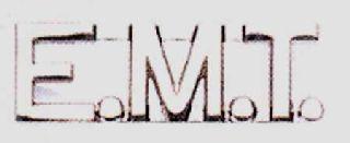 """1/2"""" E.M.T. Letters-"""