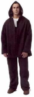 Full Rain Suit in Black