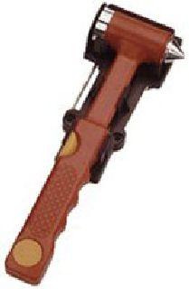 Lifesaver hammer-