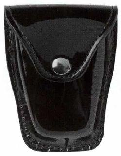 Handcuff case black high gloss nik snap-