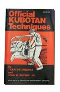 Kubotan Manual-