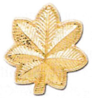 Major Oak Leaf-HWC Equipment