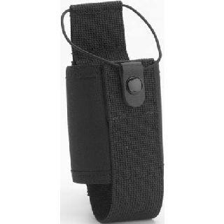 Small radio case w/belt clip-