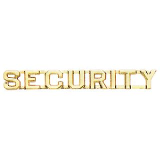 "1/4"" Security-HWC Equipment"