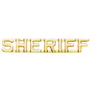 "1/4"" Sheriff-HWC Equipment"