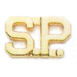 """1/2"""" S.P. Letters-"""
