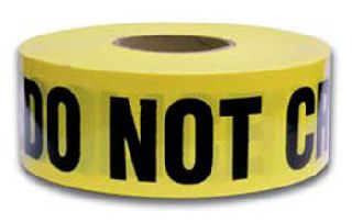Tape: Do Not Cross-