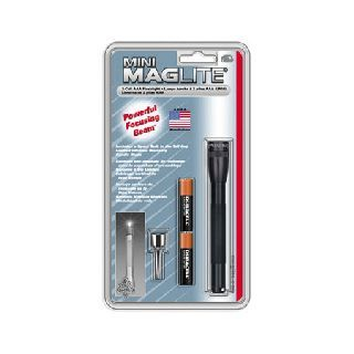 AAA presentation box with batteries-MagLite
