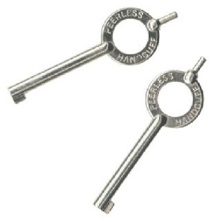 Standard replacement cuff key-Peerless Handcuff Company