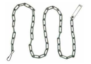 #PSC78 78 security chain, nickel-