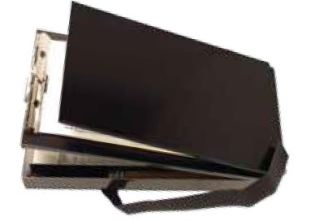 6x11 Citation Holder-Saunders