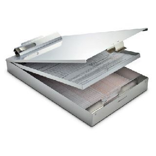 "Silver Finish, 8-1/2"" X 12""-Saunders"