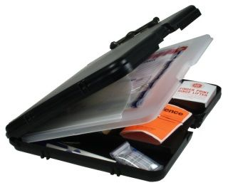 Tactical Organizer, Black Plastic-