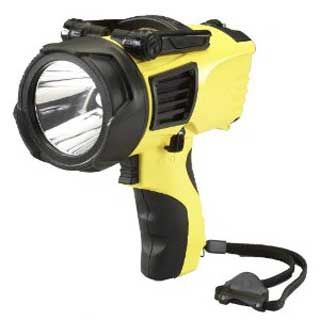 "Waypoint 4 ""C"" Cell/12v Dc Spot Light"