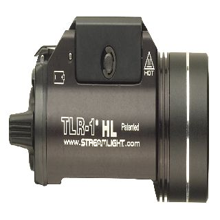 Tlr1 Hl, High Lumen Rail Mounted Tactical Light-