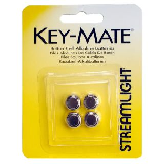 4 Pack Button Cell Batteries-Streamlight
