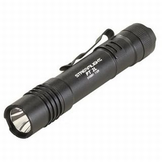 Protac 2l 2 Lithium Cells, With Holster, 260 Lumens-