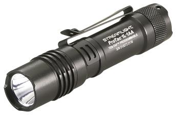 PROTAC 1L-AA, 350 lumens using 1 CR123A-
