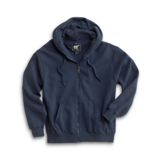 Heavyweight Full Zip Hoody-White Bear Clothing Co.