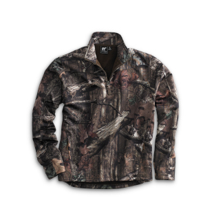 Mossy Oak Camo Pullover-White Bear Clothing Co.