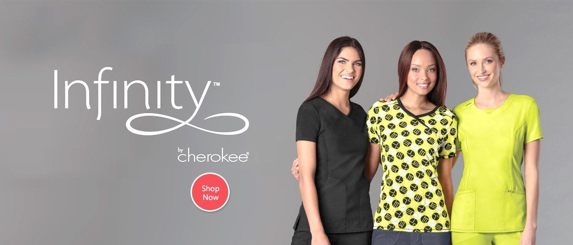 Cherokee Medical Infinity Scrub Wear