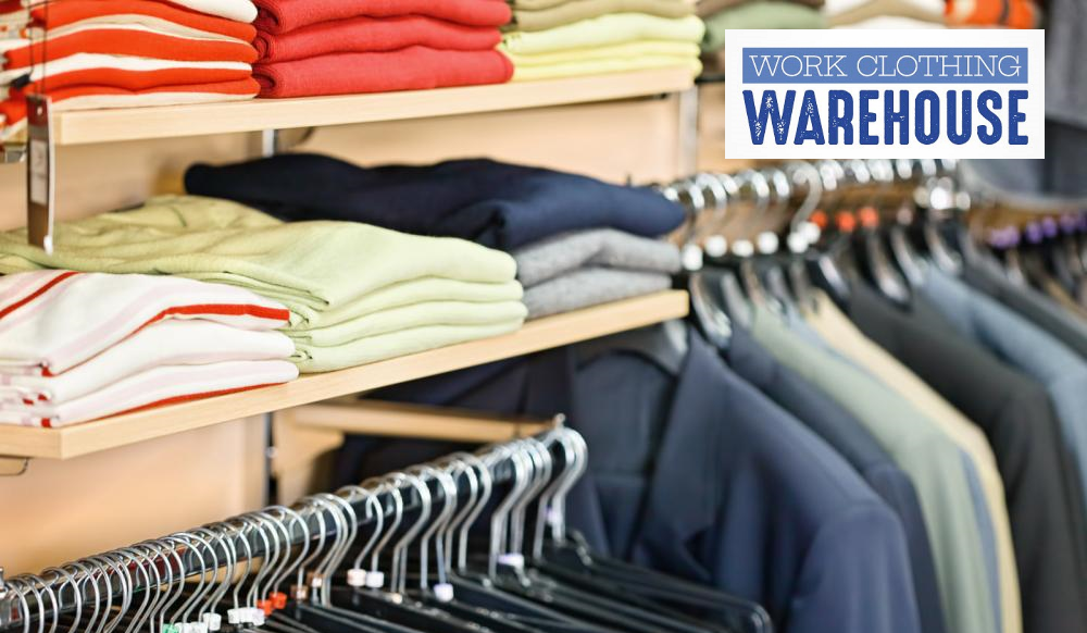 Work Clothing Warehouses E-Gift Cards