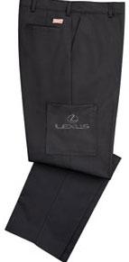 Lexus® Technician Plain Front Pant-RK