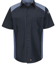 Acura® Accelerated Short Sleeve Tech Shirt -Red Kap®