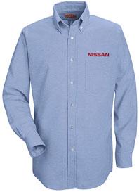 Nissan® Service Advisor/Executive Long Sleeve Shirt -RK