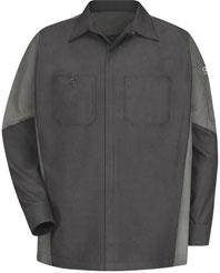 Audi® Long Sleeve Technician Shirt-InHouse