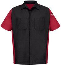 Fiat® Express Technician Short Sleeve Shirt -InHouse