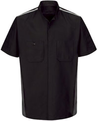 Infiniti® Technician Long Sleeve Shirt -Red Kap®