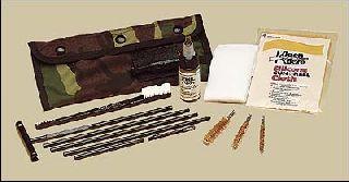 All Caliber Handgun/Rifle Field Cleaning Kit
