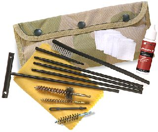 Field Cleaning Kit (MOLLE attachment device)