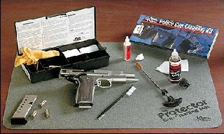 Police and Tacticle Cleaning Kits