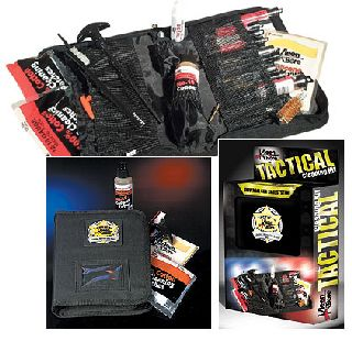 Universal Weapons Cleaning System - Complete Kit for Handguns, Rifles & Shotguns