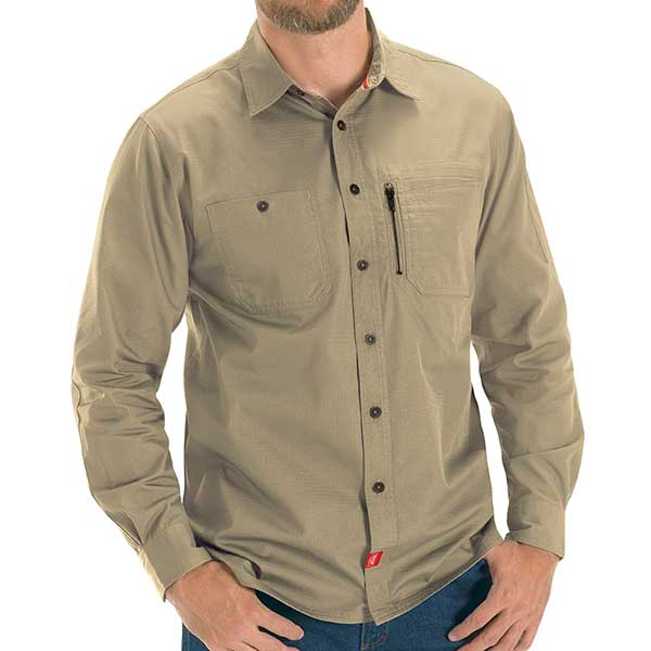 Ripstop Work Shirt with MIMIX