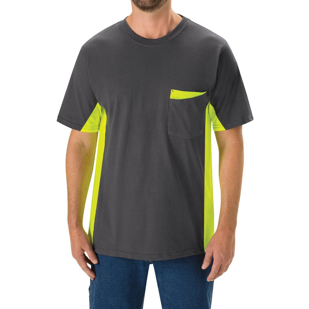 Color Blocked Visibility T-Shirt