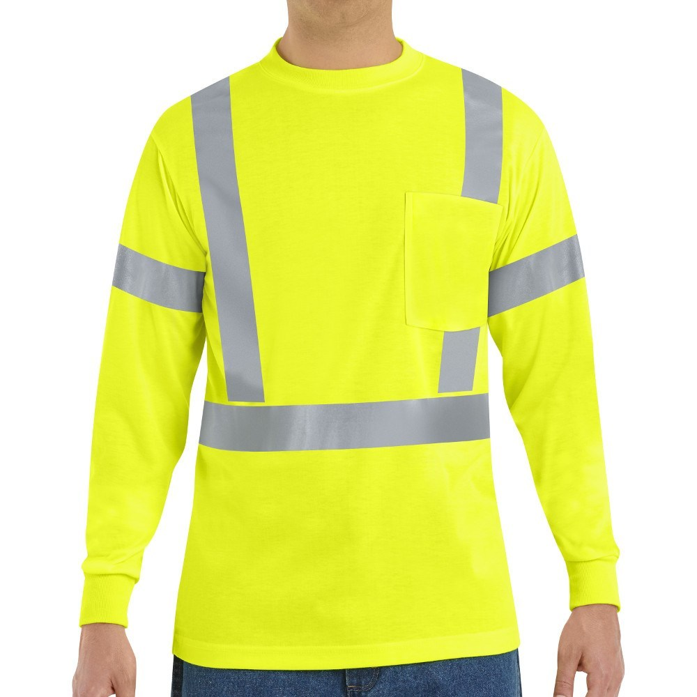 Hi-Visibility Long-Sleeve T-Shirt