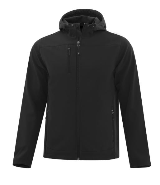 COAL HARBOUR ESSENTIAL HOODED SOFT SHELL JACKET-Coal Harbour®