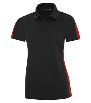 COAL HARBOUR® EVERYDAY COLOUR SLICE LADIES' SPORT SHIRT-Coal Harbour®