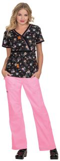Koi Stretch Luna Tokidoki Scrub Top-